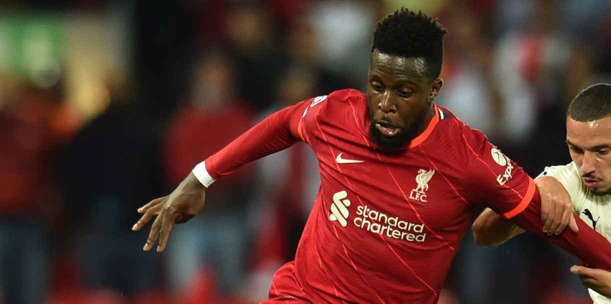 Klopp issues an injury update on Origi after Belgian withdrawn in second-half of AC Milan clash
