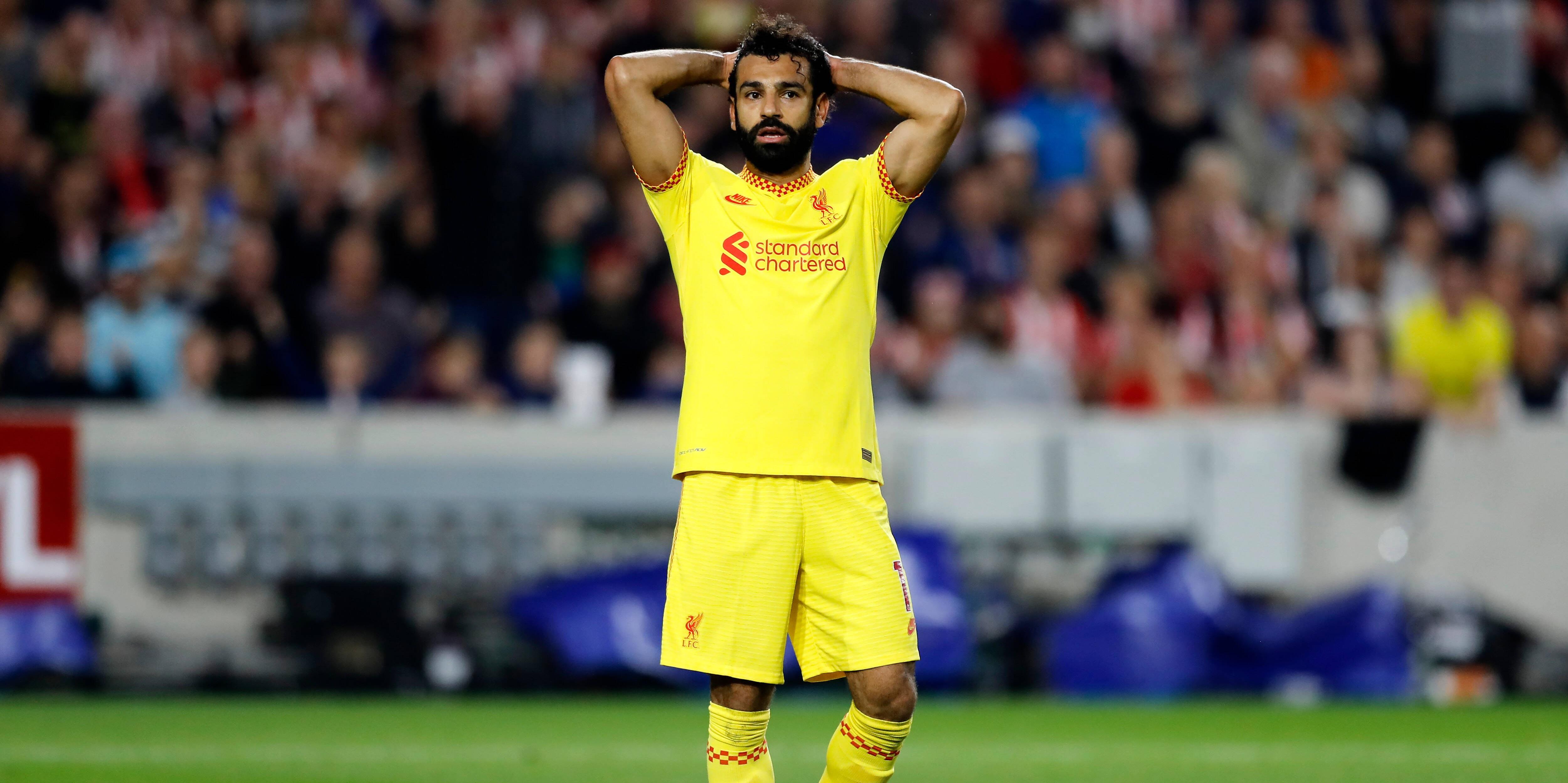 Salah left disappointed despite scoring 100th league goal for Liverpool, says Jurgen Klopp