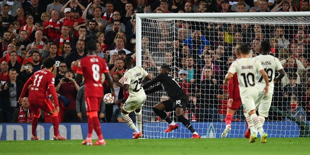 Salah missed golden opportunity to equal Liverpool legend's record in AC Milan clash