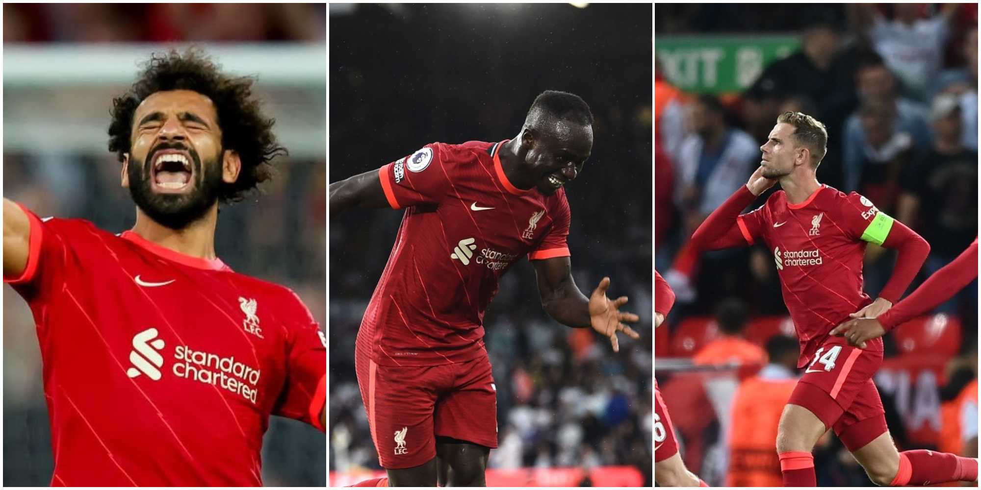 Ones to watch: Three Liverpool stars chasing milestones; Sadio Mane up for Crystal Palace record