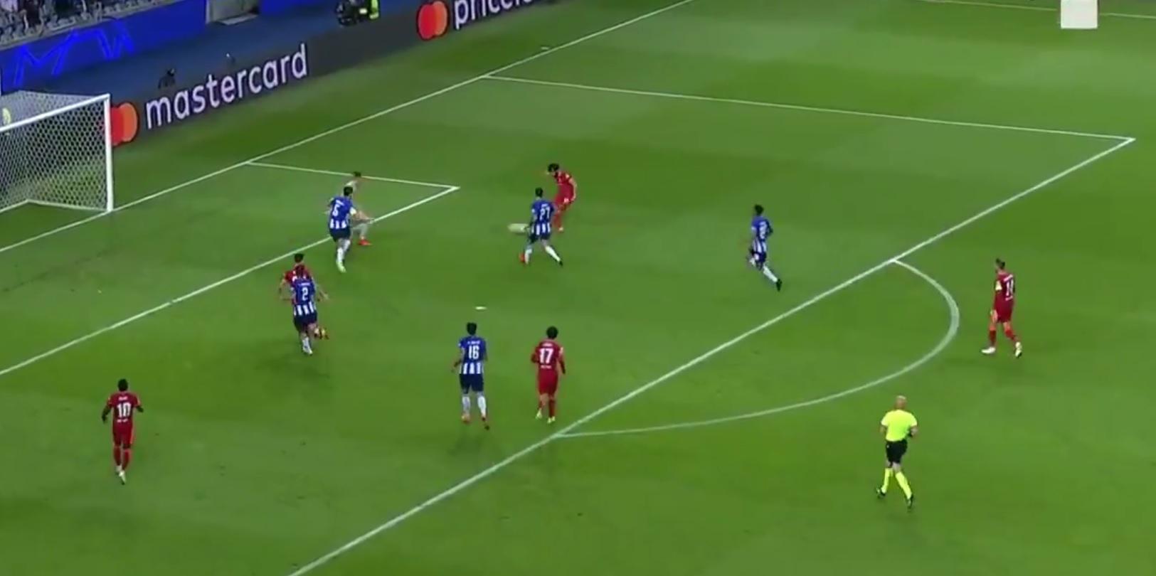 (Video) Salah bags brace for Liverpool as Jones makes light work of Porto