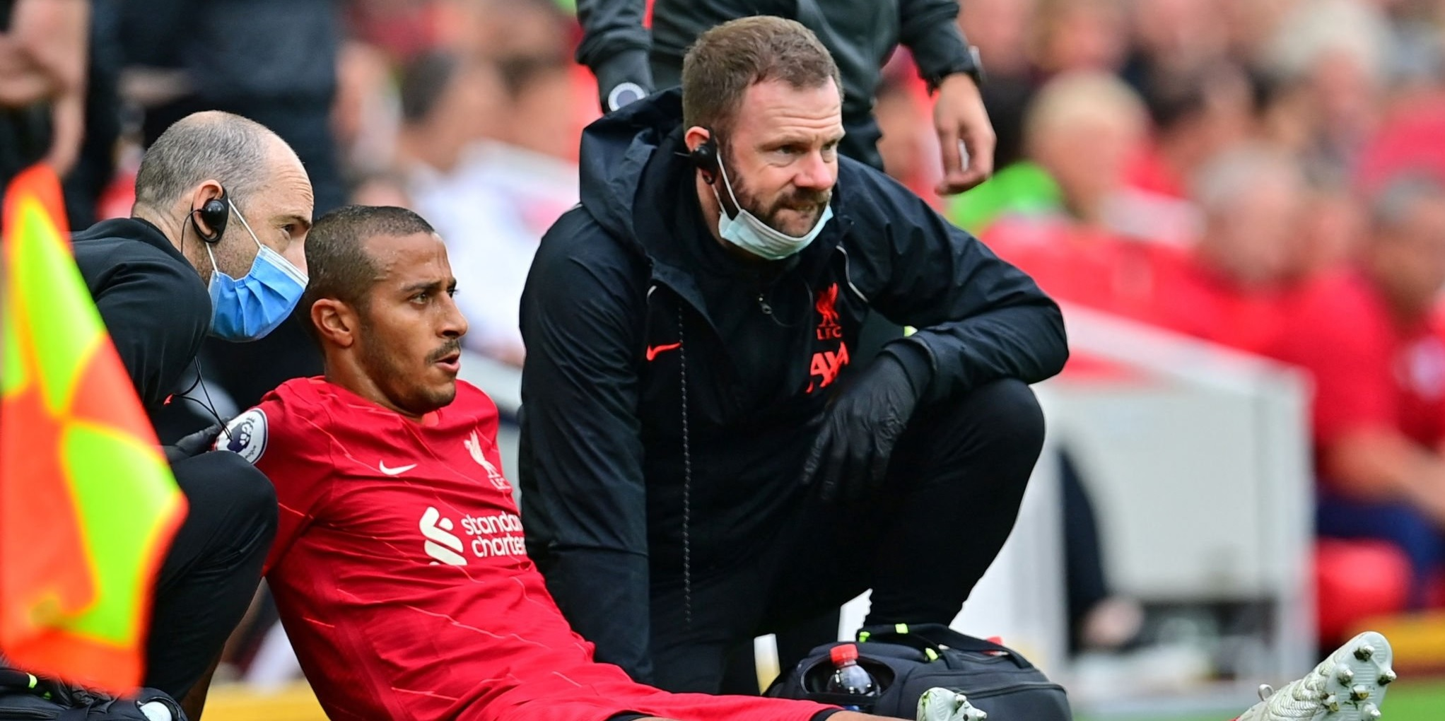 Liverpool midfielder 'probably' ruled out of selection until after the international break in Klopp injury update