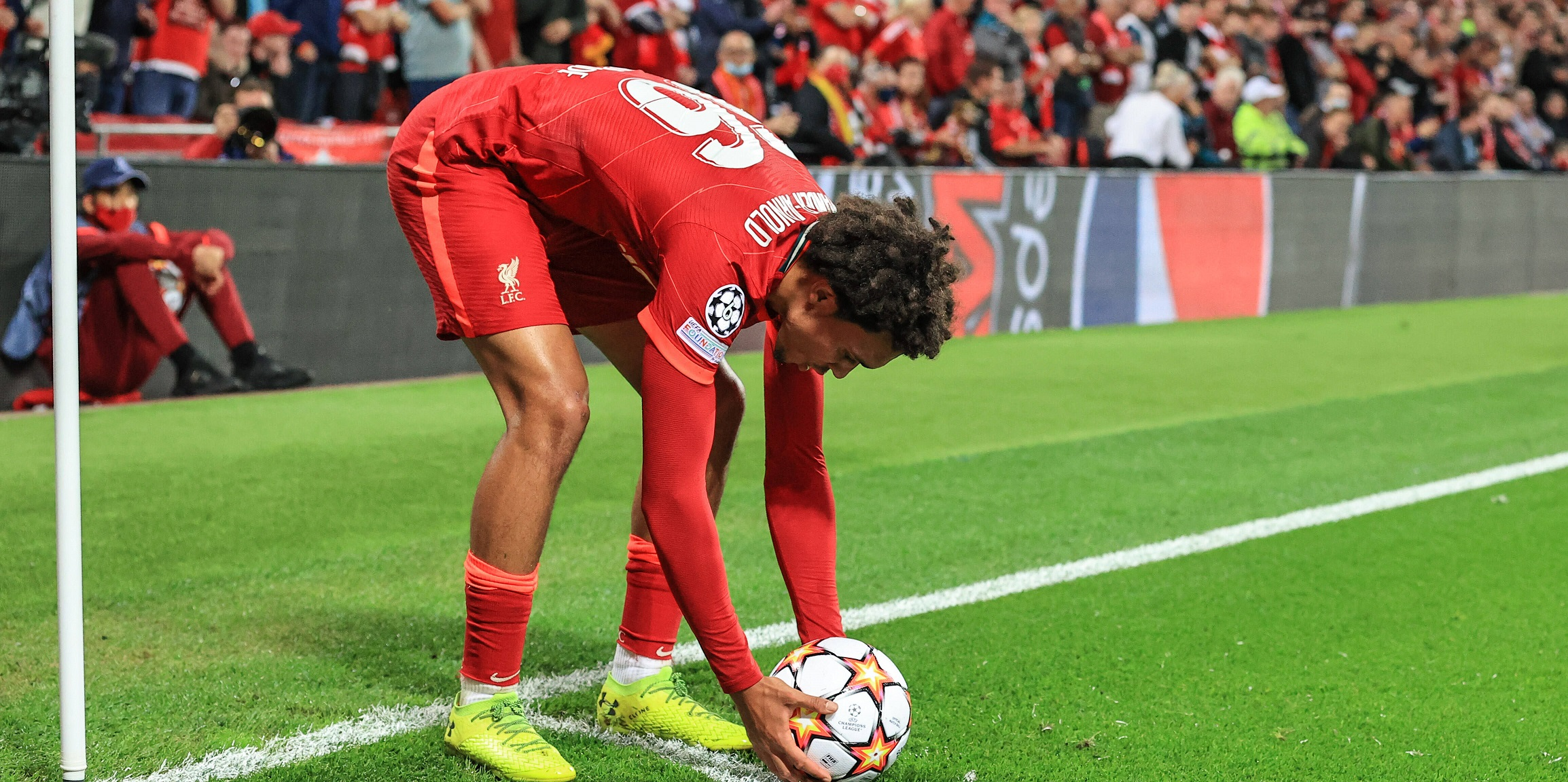 Liverpool's crazy set-piece stat discovered by Reddit user suggests Reds have potent advantage over rivals