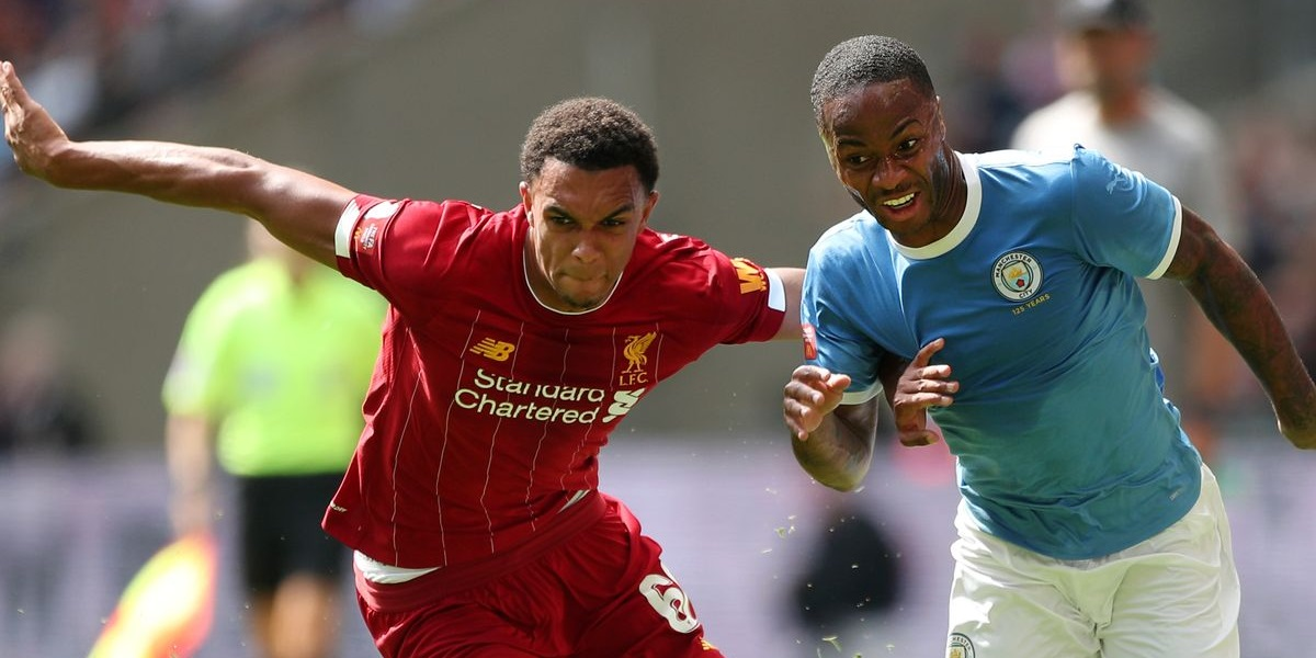 Trent Alexander-Arnold admits Man City player is a 'role model' for everyone – including himself