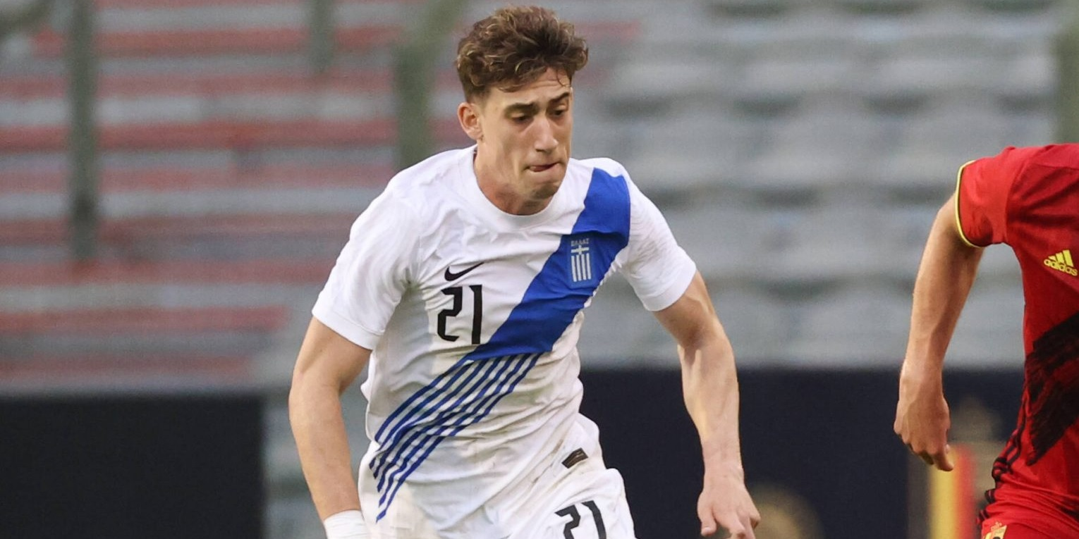 (Video) Tsimikas creates goal-scoring chance for Greece after winding run – Robbo would be proud