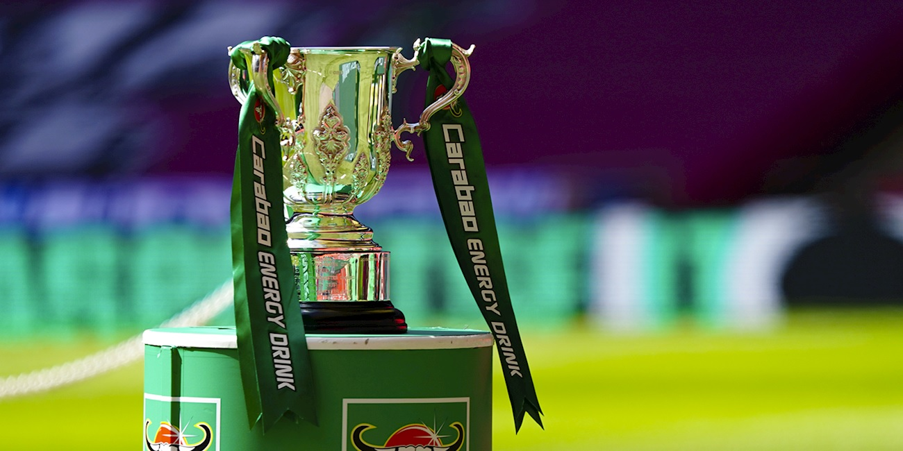 Liverpool handed EFL Cup advantage as Reds discover fate after draw