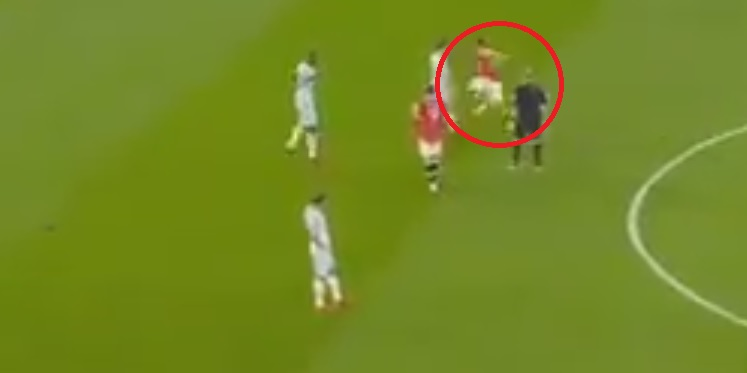 (Video) Bruno Fernandes tries sly trick as Man United are knocked out of EFL Cup