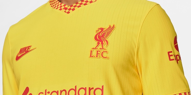 (Photos) More images of LFC's 21/22 alt kit leaked as official release edges closer
