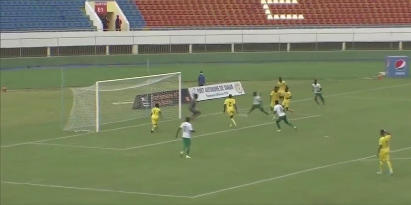 (Video) Liverpool star Sadio Mane on target for Senegal in 2-0 win over Togo