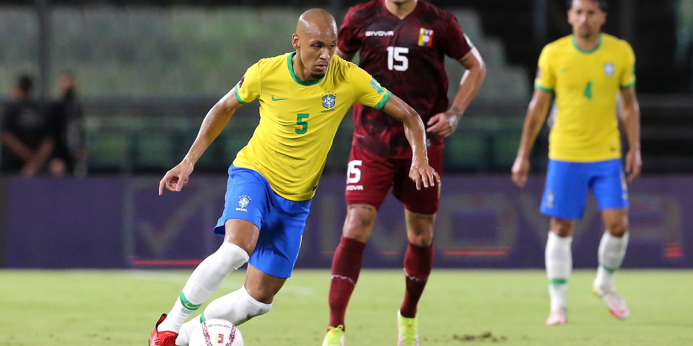 Fabinho issues honest assessment of chances of Watford availability: 'I don't think we will play. Neither Alisson or myself'