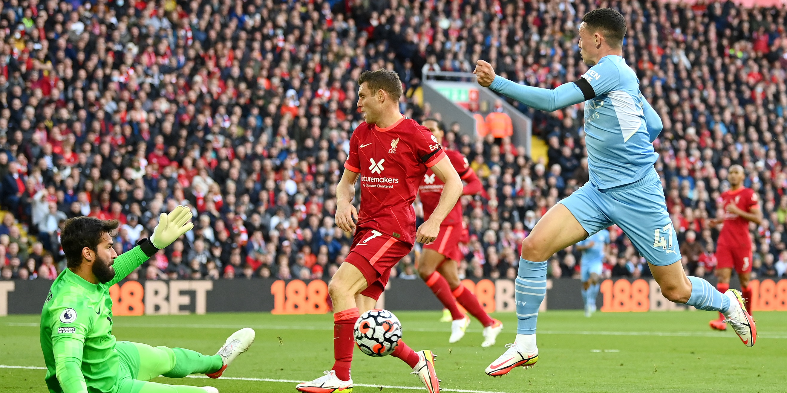 Liverpool star accused of being 'out of position' & helping Foden grab first equaliser – Jamie Carragher