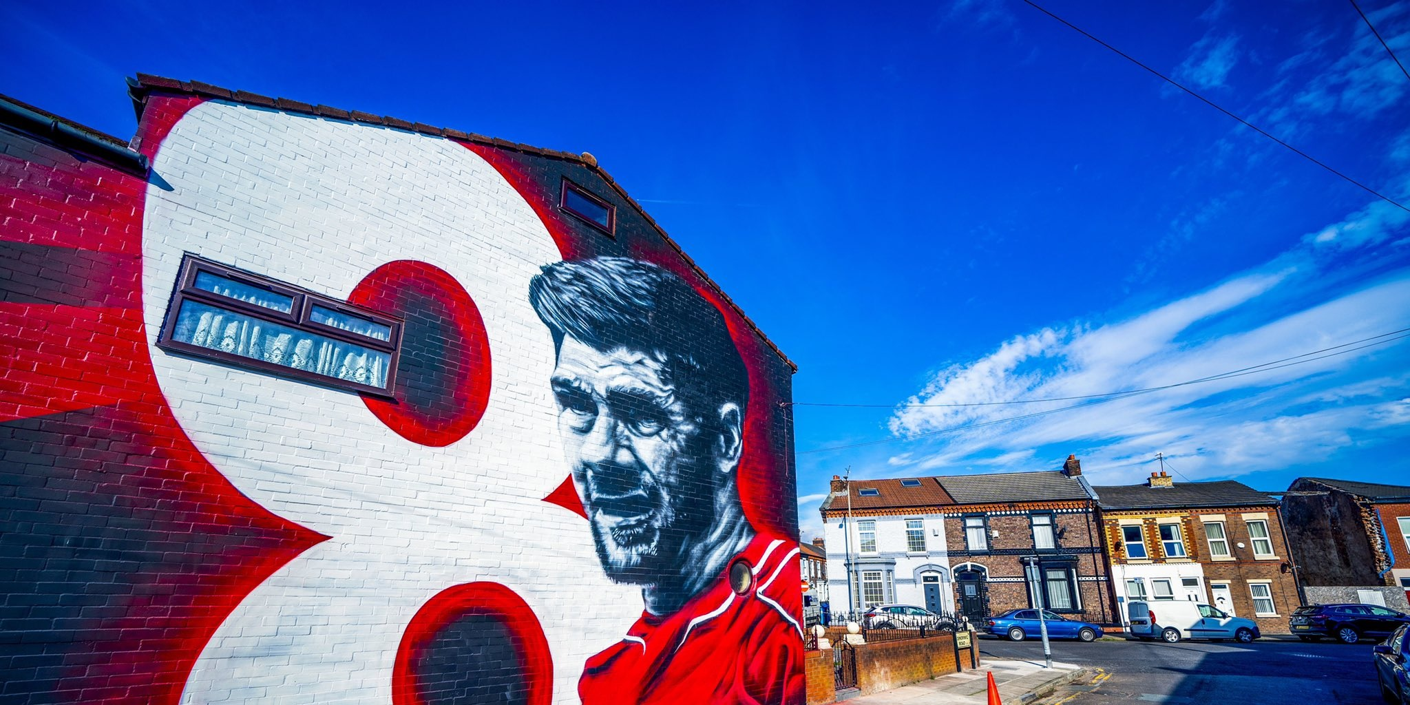 (Photos) Liverpool fans will love the latest Steven Gerrard mural to have popped up