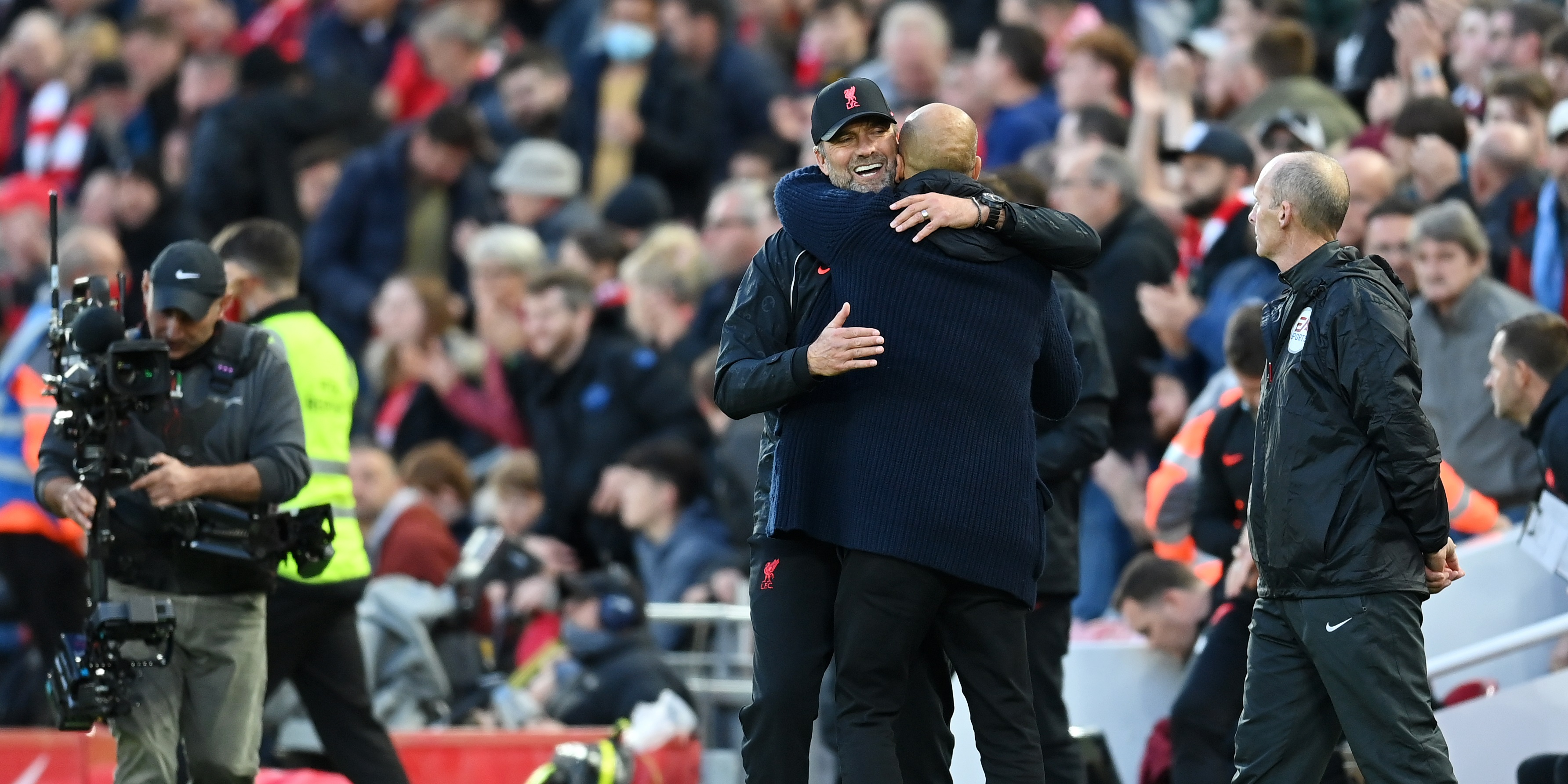 Pundit reckons Liverpool got lucky in 2-2 draw with Man City