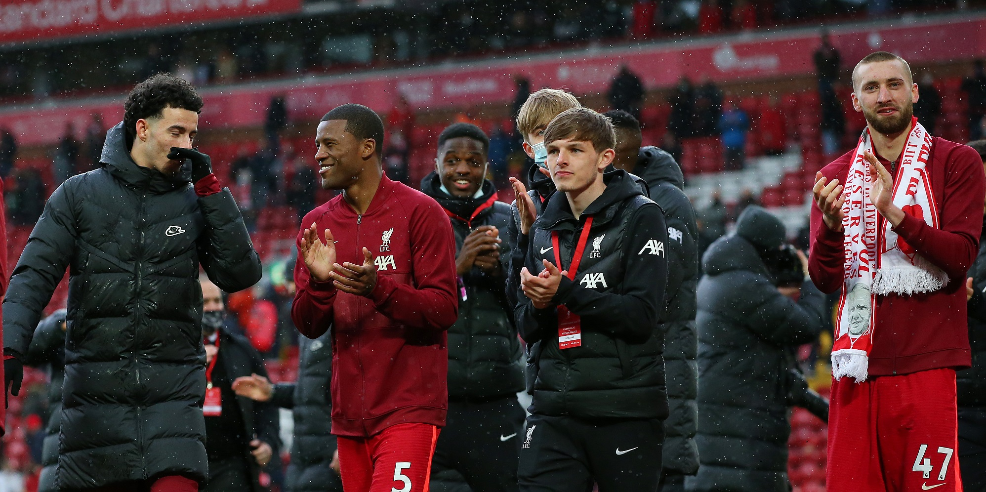Liverpool were 'looking' at 20-year-old to resolve Wijnaldum problem suggests former Reds star
