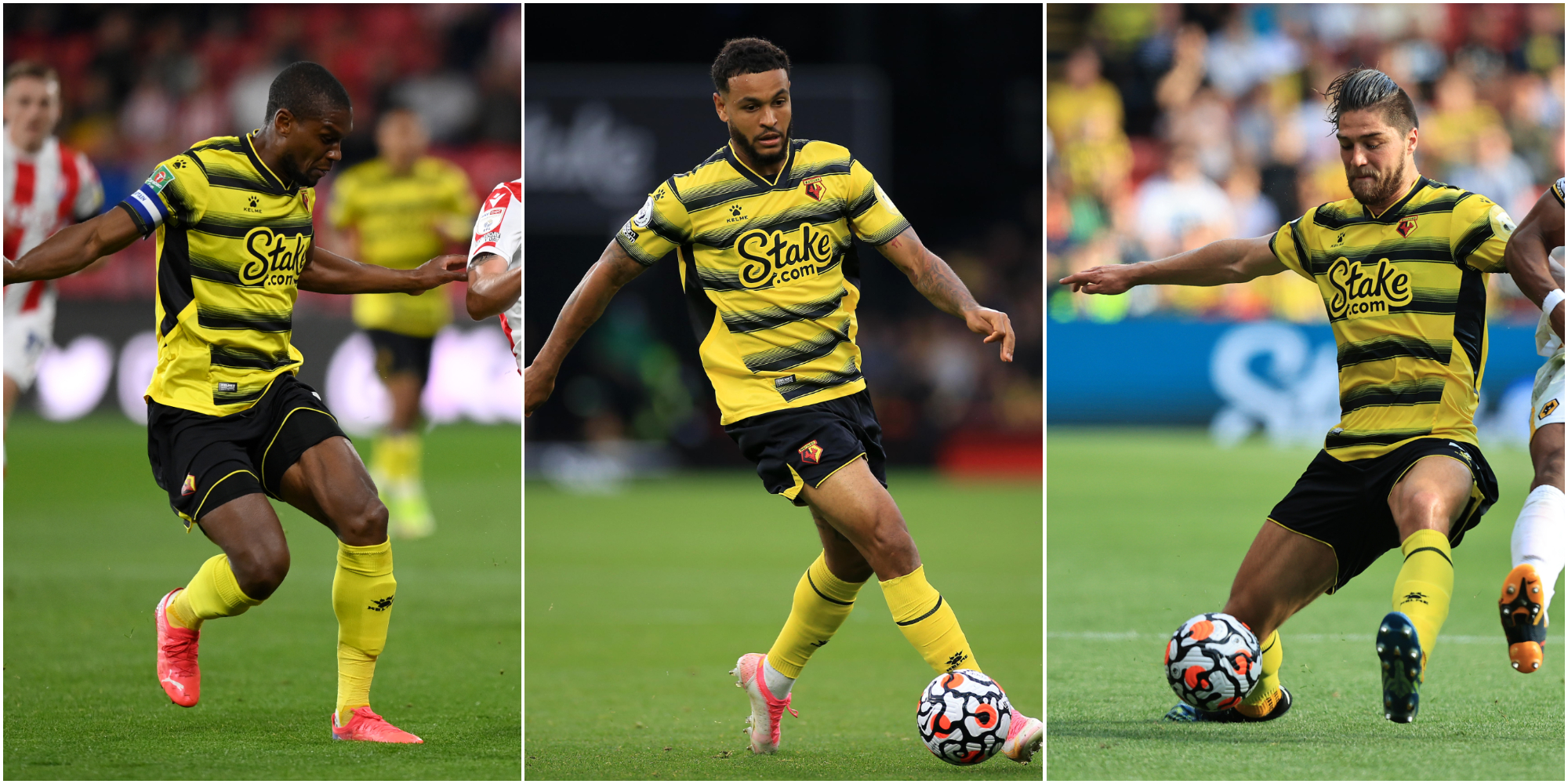 Watford could be without three stars for Liverpool clash
