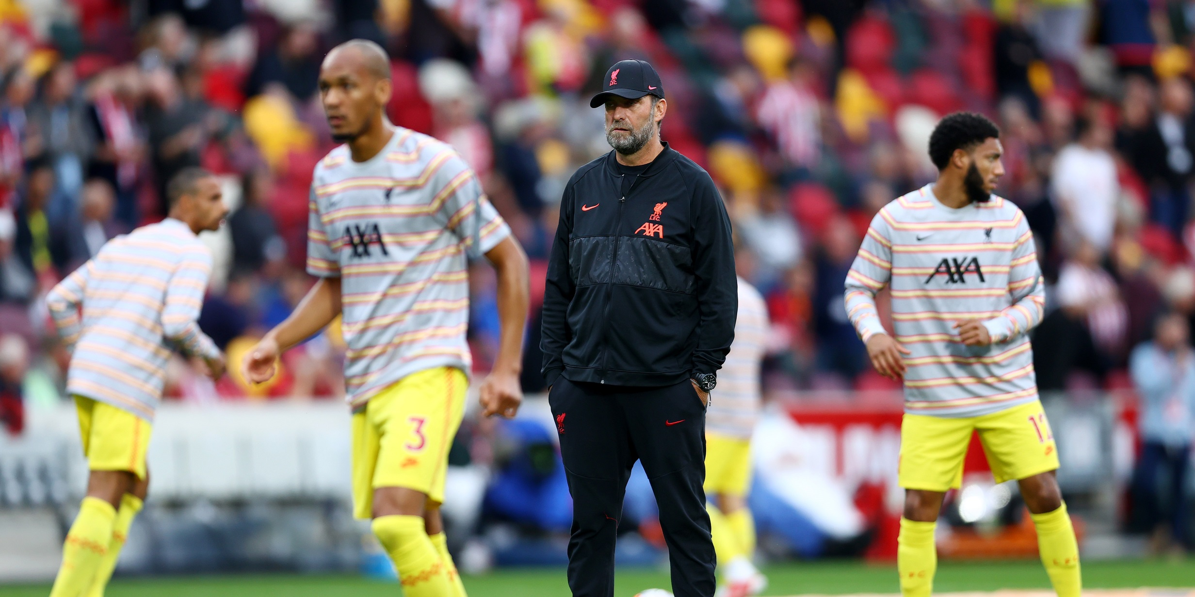 Liverpool left with hard Champions League call as international break poses fresh concern
