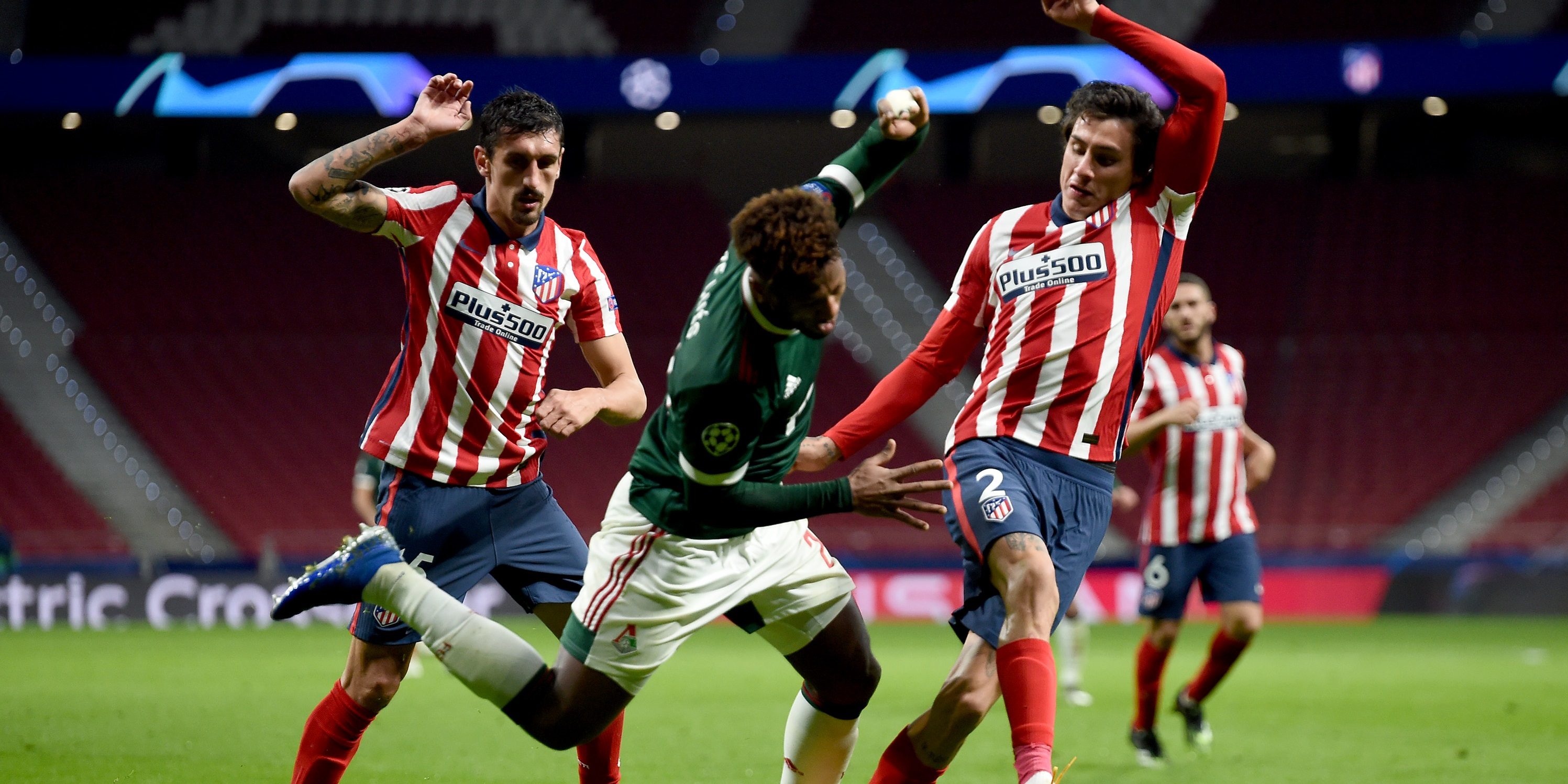 Atletico Madrid could be forced to utilise midfielder to solve defensive crisis ahead of Liverpool clash