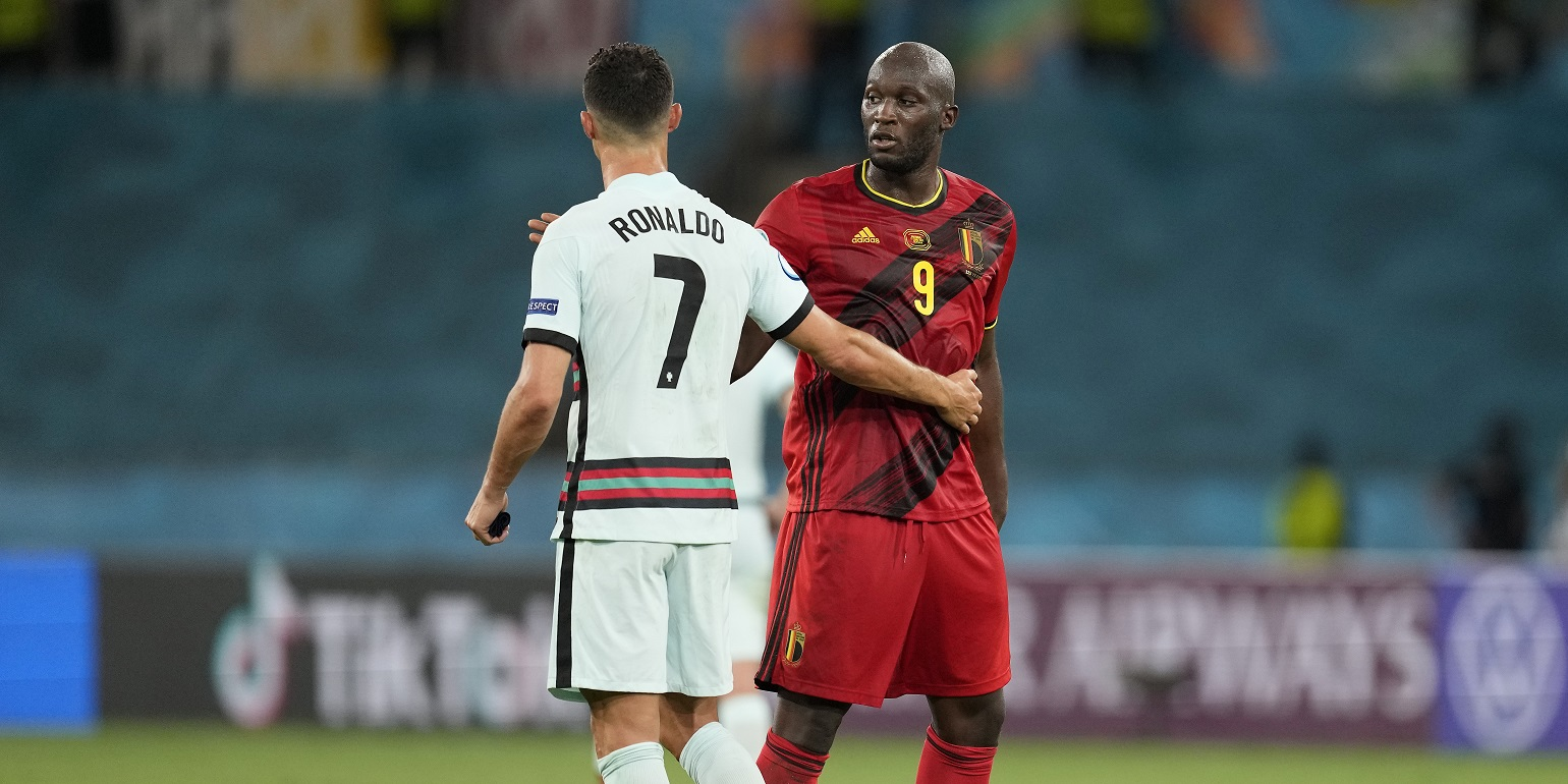Joe Cole names Ronaldo & Lukaku as 'number one and number two' for golden boot – Salah doesn't cut it