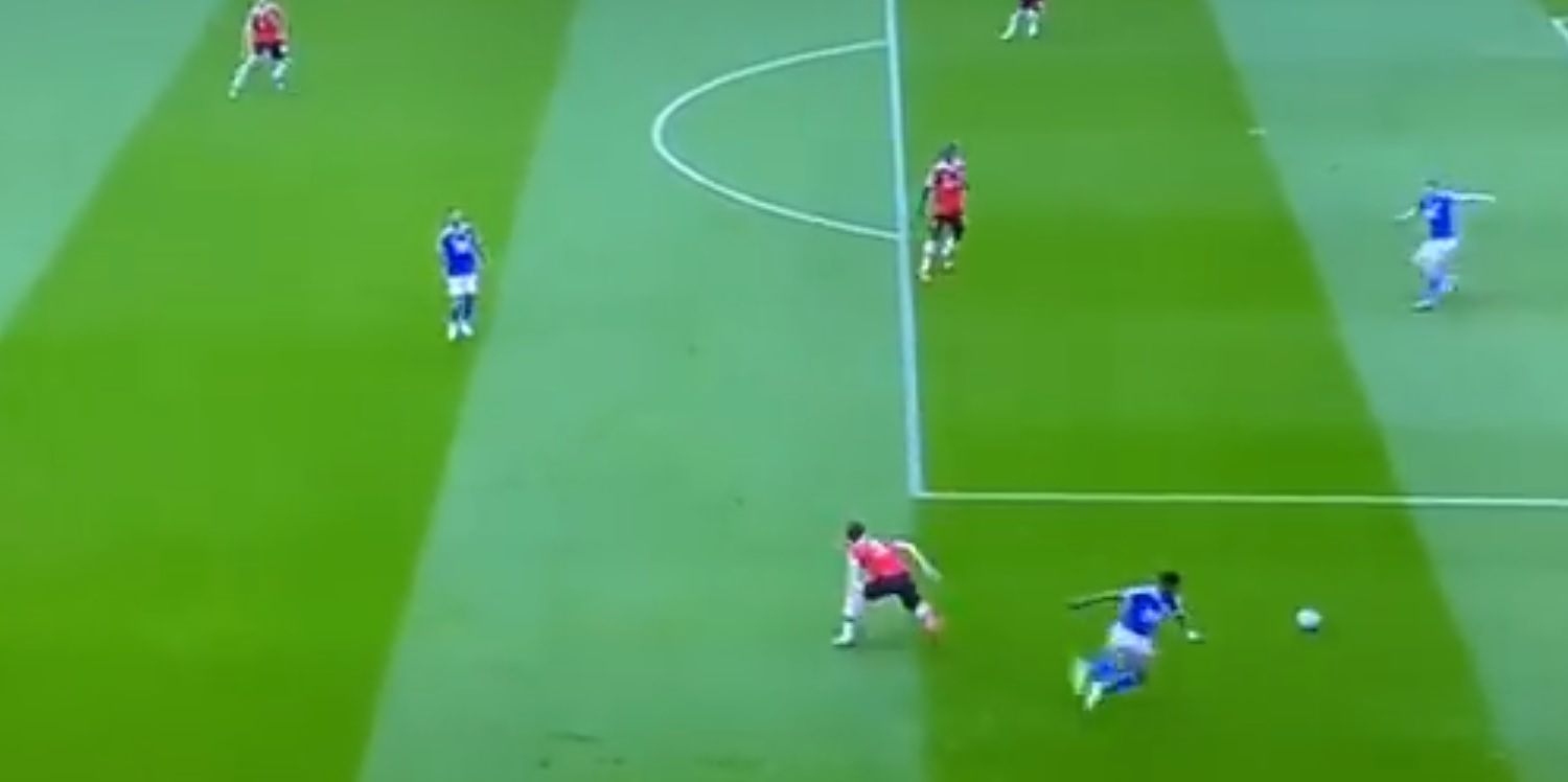 These Liverpool fans are saying the same thing about Maguire following United defender's horrific blunder v Leicester
