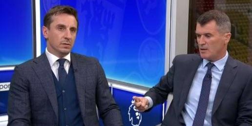 'I'm sick of it' – Carragher slams Neville & Kean over perceived Solskjaer bias