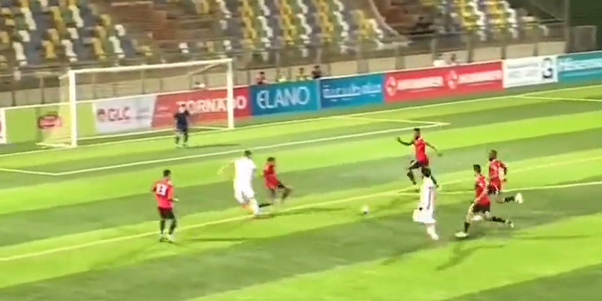 (Video) Mo Salah threads perfectly executed through ball to supply assist in 3-0 Egypt victory