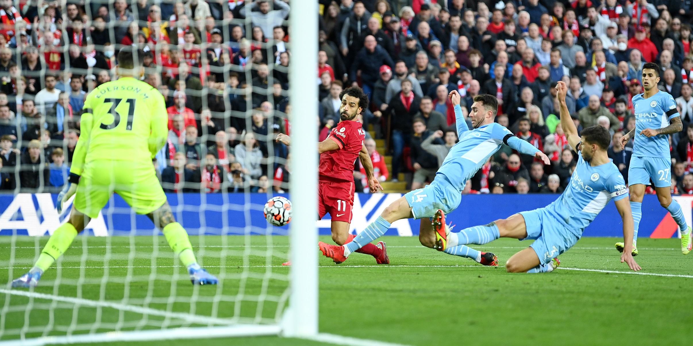 (Video) Mo Salah's remarkable wonder goal from multiple angles