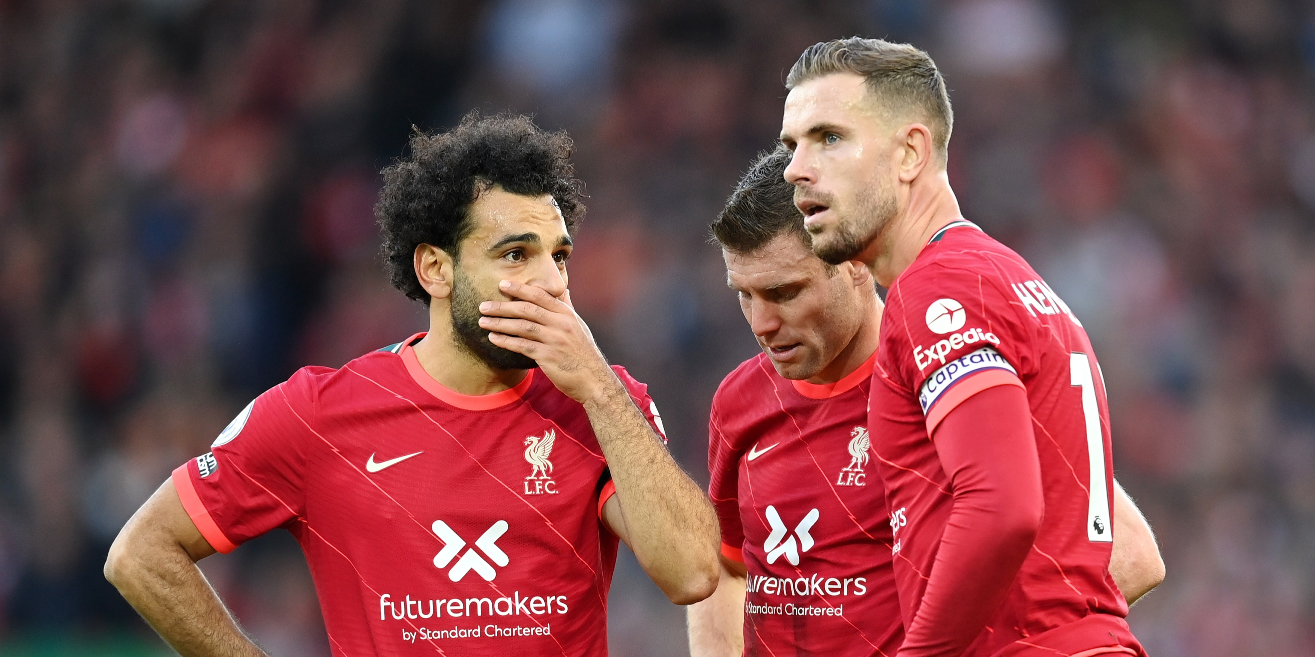 Liverpool told not to break bank for Mo Salah contract; pundit says Reds could risk 'everything for nothing'