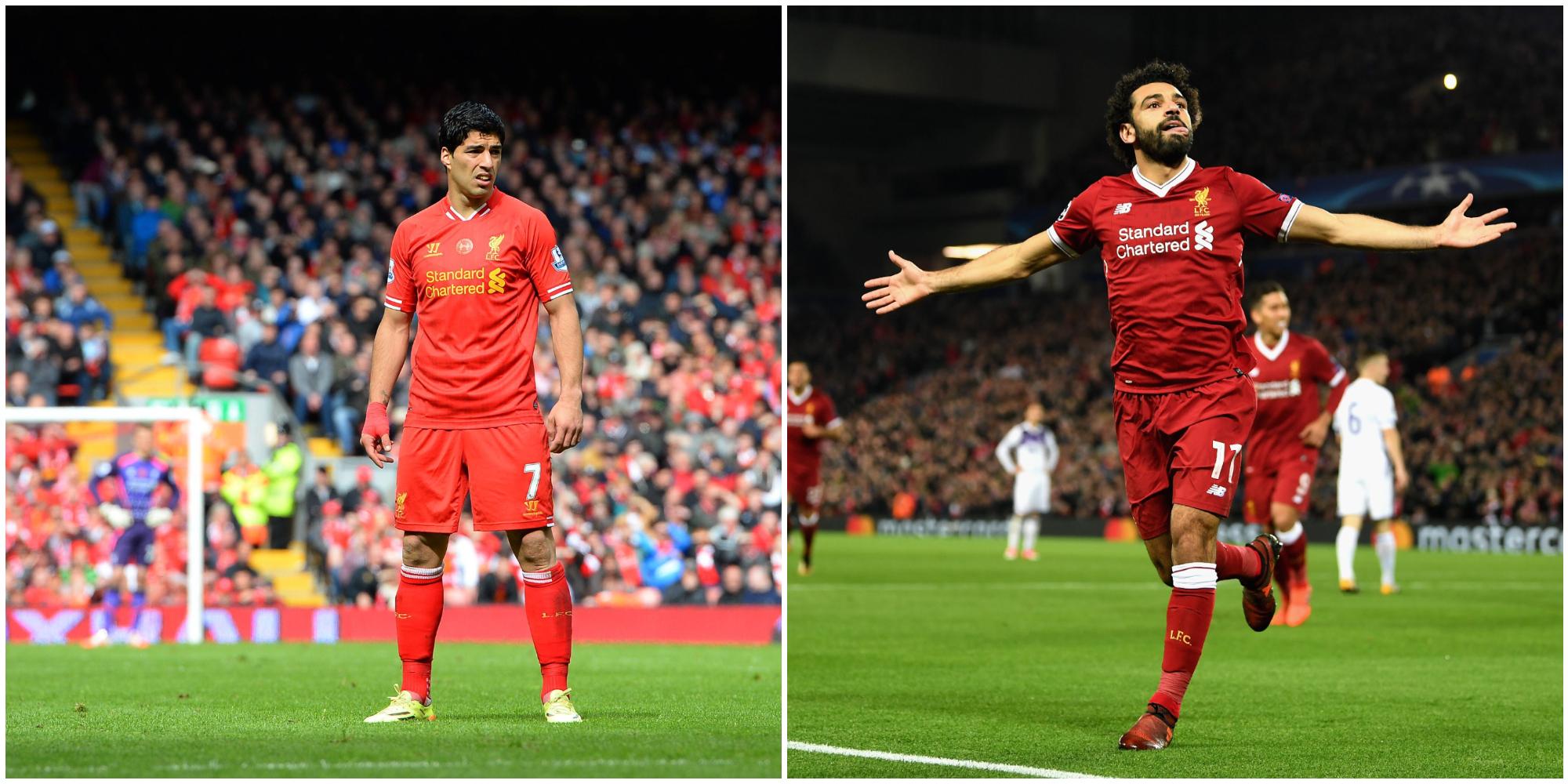 GUEST: Criminally underrated Salah's 2017/18 is better than Suarez's 2013/14 season