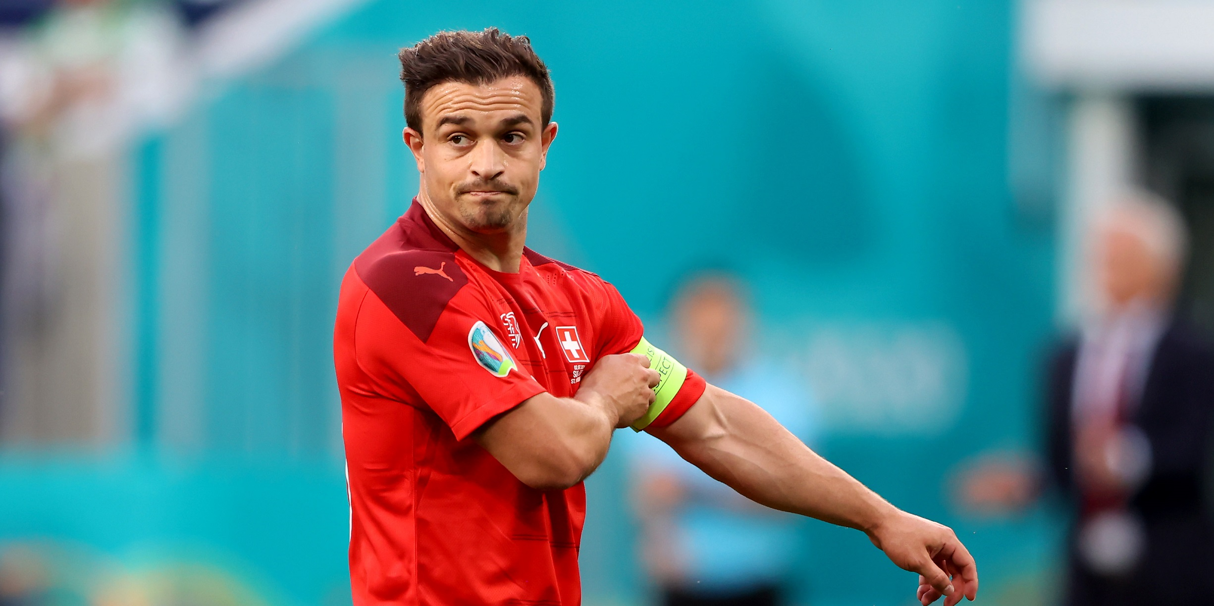 'I wasn't allowed to' – Xherdan Shaqiri makes Liverpool admission after Anfield exit