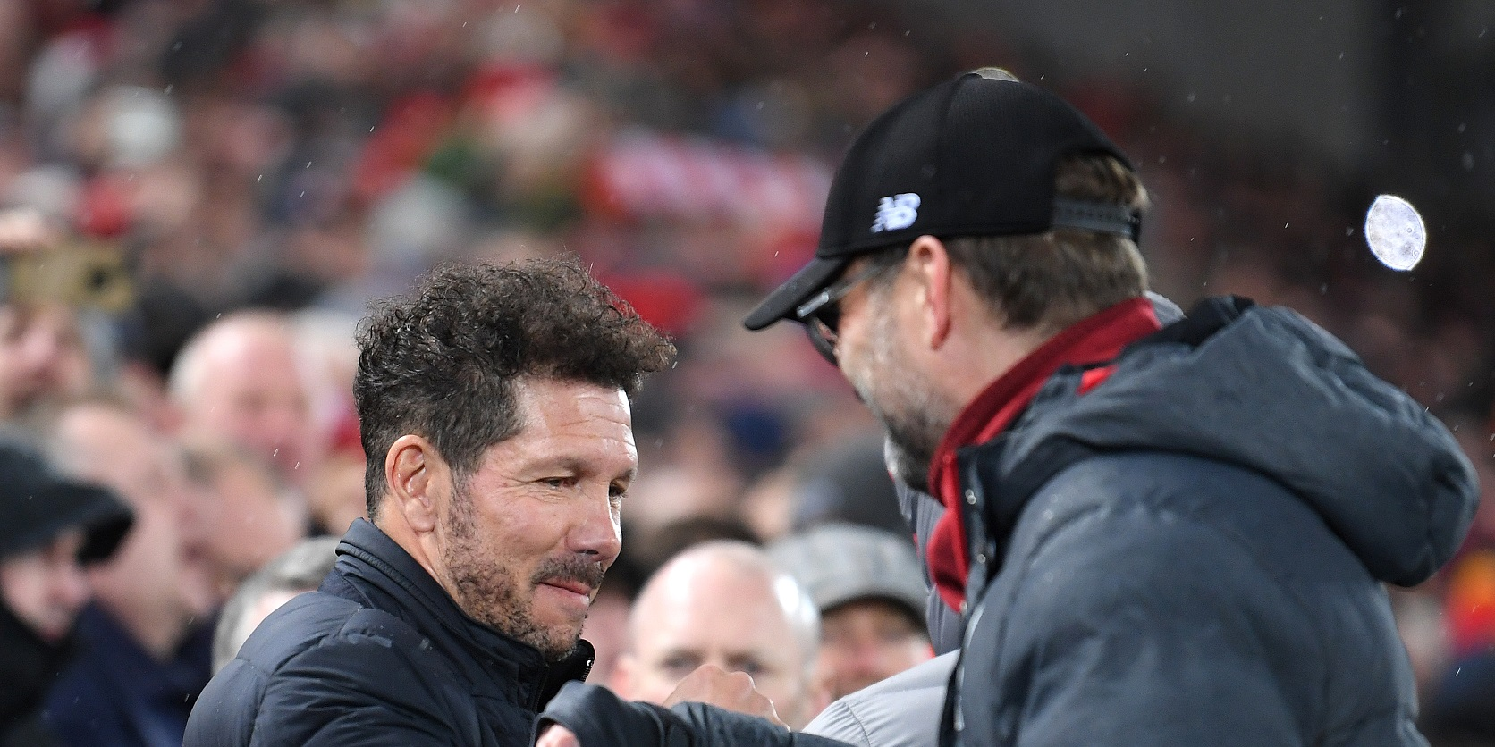 Simeone labels three PL outfits including Liverpool 'fantastic' but one is a 'real pleasure' to watch