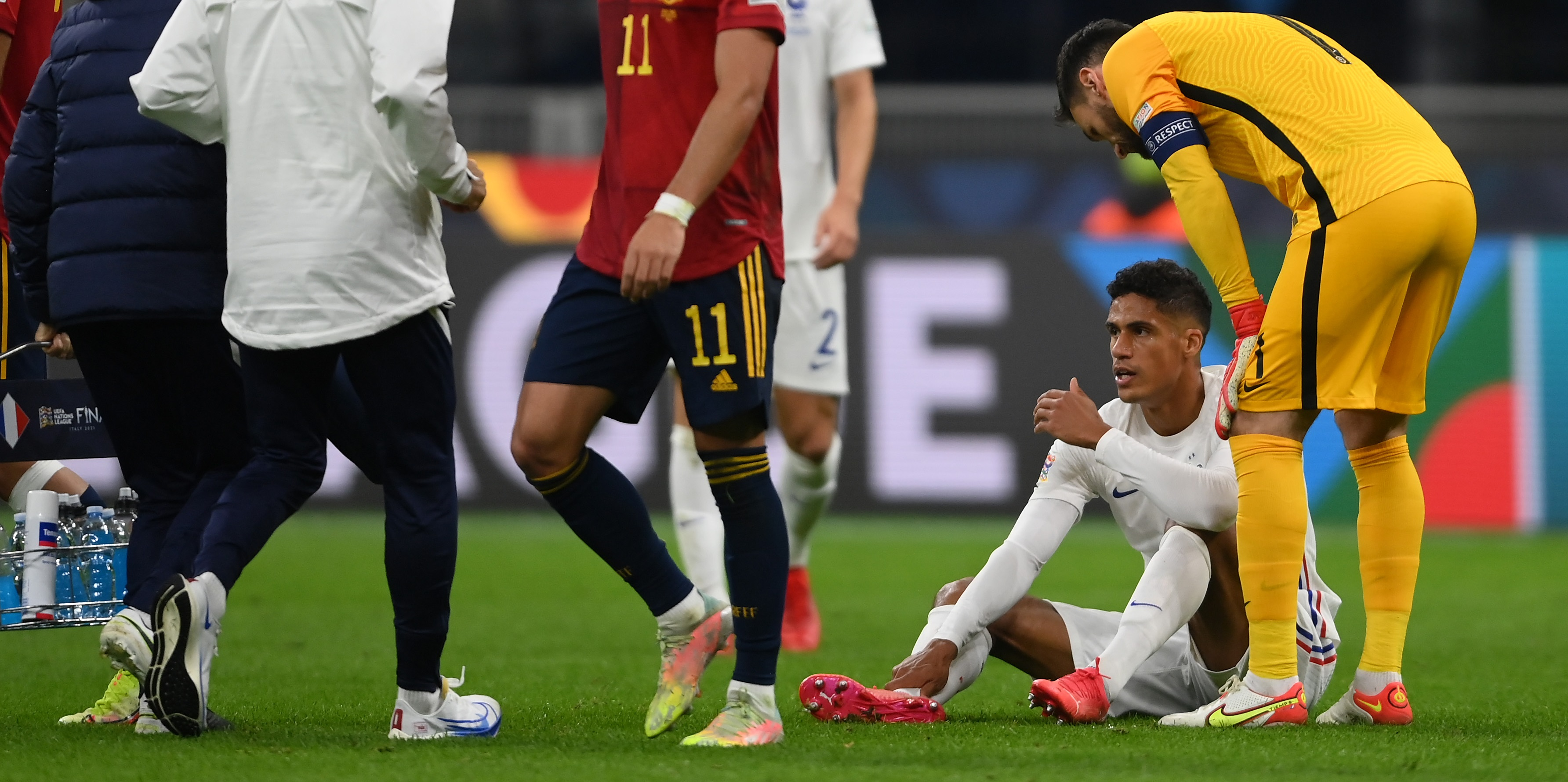 Manchester United could be without key man for Liverpool clash after suffering 'groin muscle injury' on international duty